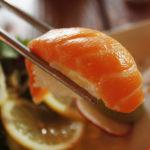 スシローに行こう!25貫無料の特典がありますよ!最新作AI寿司が商品に加わりました!